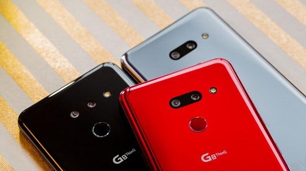 LG G8 ThinQ Phone Giveaway