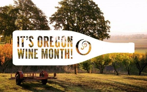 Oregon Wine Month Sweepstakes