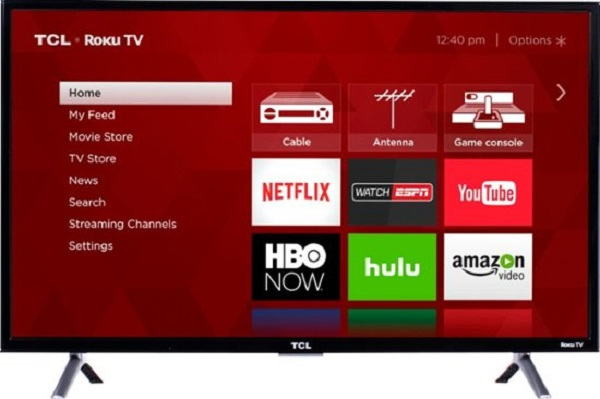 TCL Roku Smart LED TV Giveaway