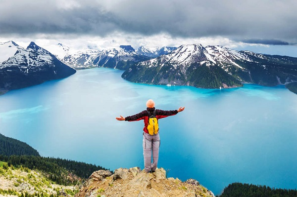 Trip for 2 to Whistler, Canada Sweepstakes