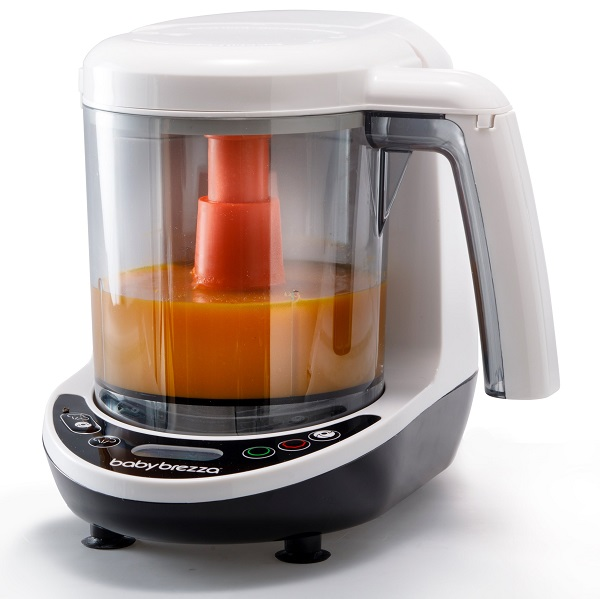 Free Baby Brezza One Step food Maker Deluxe