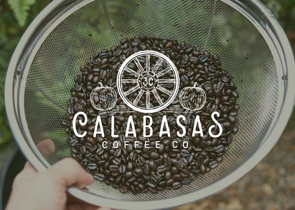 Free Calabasas Coffee Stickers