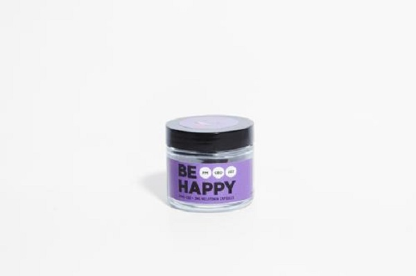 Free Be Happy CBD Product Sample