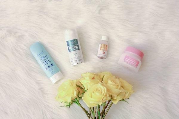 Free Ebanel Skincare Samples