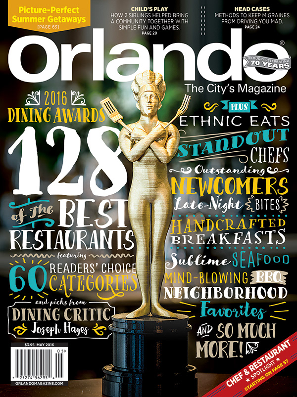 Free Subscription to Orlando Magazine
