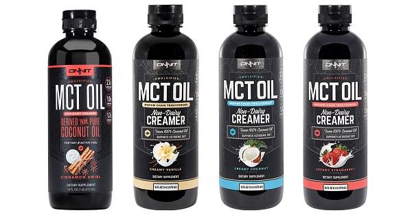 Free MCT Creamer