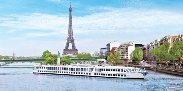 7-night River Cruise in Europe Sweepstakes