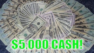 $5,000 Cash Sweepstakes