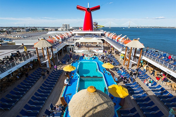 $1,500 Carnival Cruise Voucher Sweepstakes
