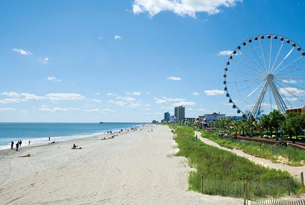 Trip for 4 to Myrtle Beach, South Carolina Sweepstakes