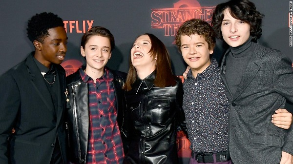 Stranger Things Party Pack Sweepstakes