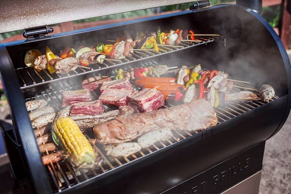 New Grill Sweepstakes