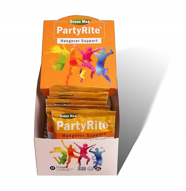 Free Sample of Green Med PartyRite