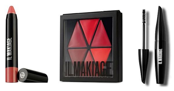 Free IL Makiage Lip Color, Mascara, Lip Palette & More