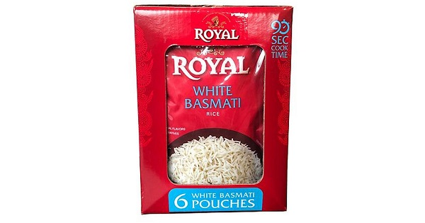 Free Royal Ready to Heat Rice at Food Lion