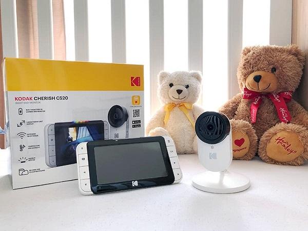 Kodak Cherish Baby Monitor Sweepstakes