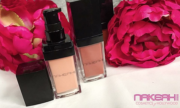 Free Sample of Nakeah Foundation