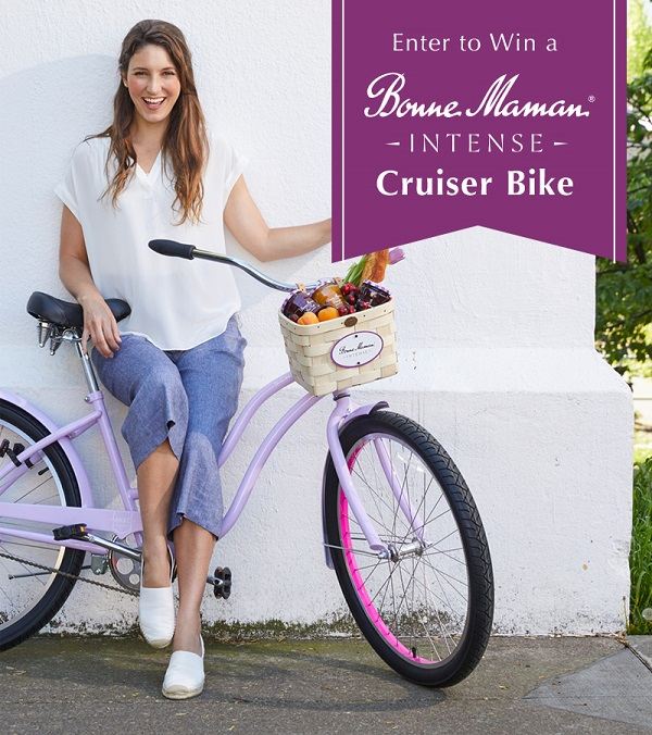 Bonne Maman Cruiser Bike Sweepstakes