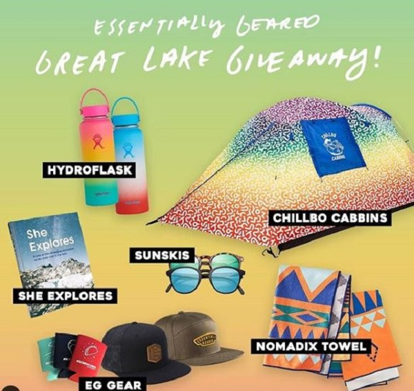 Summer Package Sweepstakes