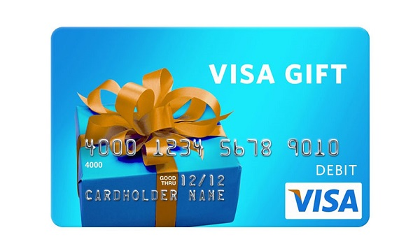 $1,500 Gift Card Sweepstakes