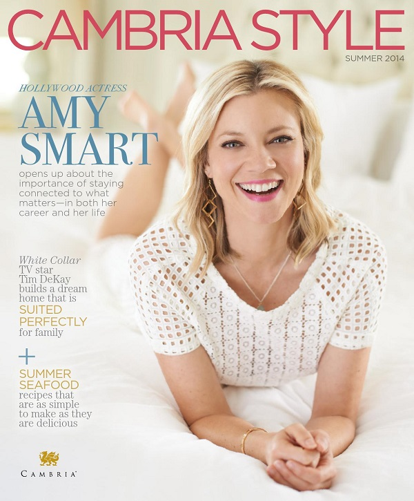 Free Subscription to Cambria Style Magazine