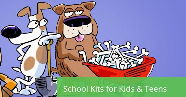 Free Youth Energy Safe School Kits