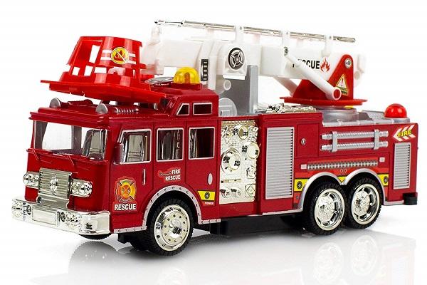 Free Fire Truck
