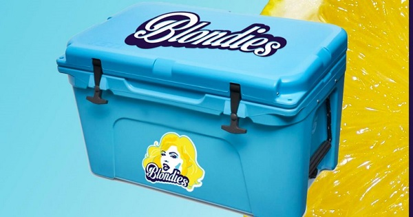 Cooler and Blondies Cocktails Sweepstakes