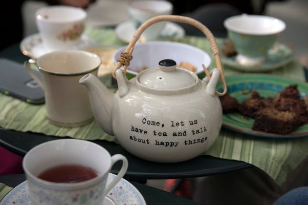 Tea Party Package Sweepstakes