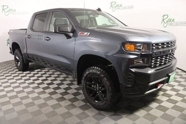 Customized 2019 Chevrolet Trail Boss Pickup Truck Sweepstakes