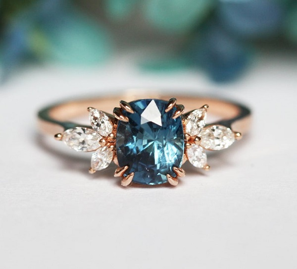 Sapphire Engagement Ring Sweepstakes