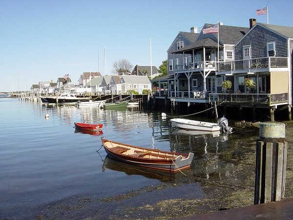 Family Trip for 4 to Nantucket Sweepstakes