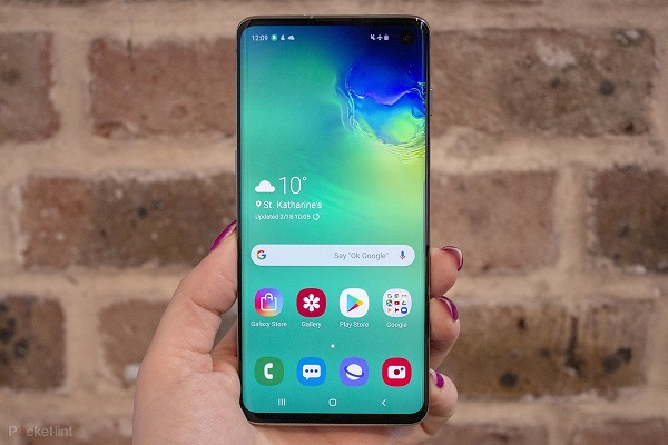 Samsung Galaxy phone S10 Sweepstakes