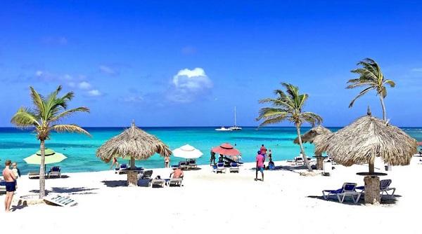 Trip for 2 to Aruba Sweepstakes