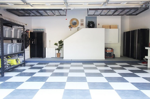 Dream Garage Makeover Sweepstakes