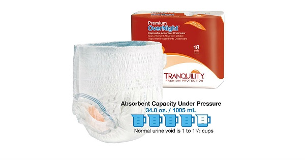 Free 2-Pack Sample of Tranquility Products