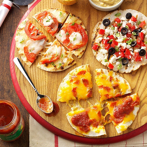 Free Appetizer & Pizza