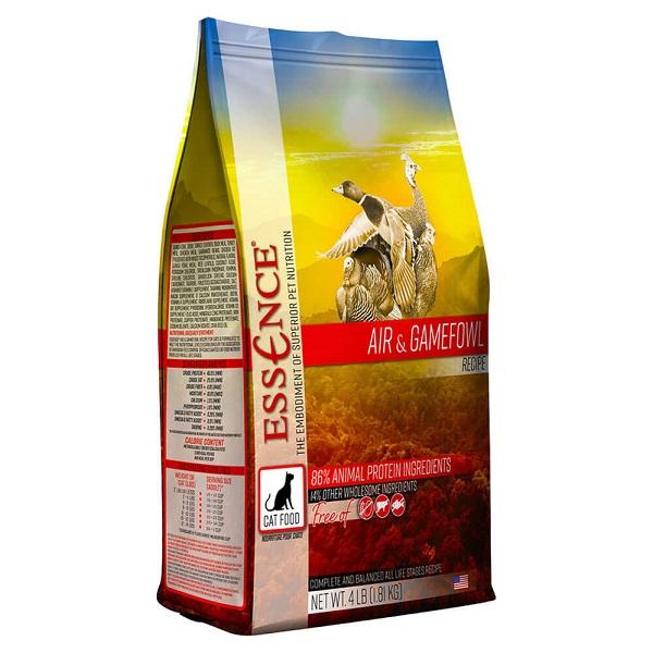 Free 4lb. Bag of Essence Dog or Cat Food