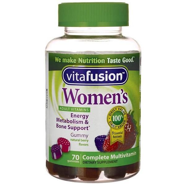 Free Sample of Vitafusion Women's Multivitamins