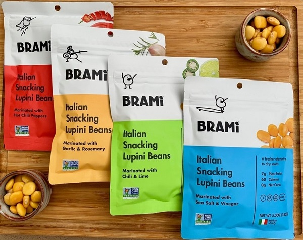 Free Sample of BRAMI Snacks for your Office