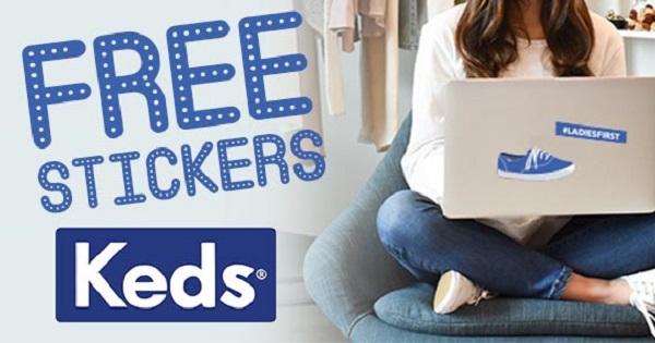 Free Keds Stickers