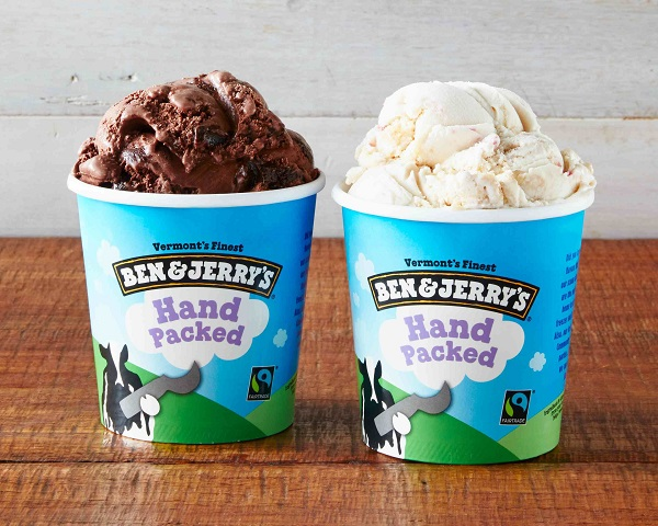 $250 Ben & Jerry's Gift Card Sweepstakes