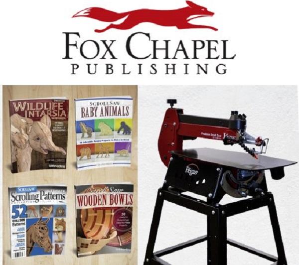 Fox Chapel Pegas Band Saw Sweepstakes