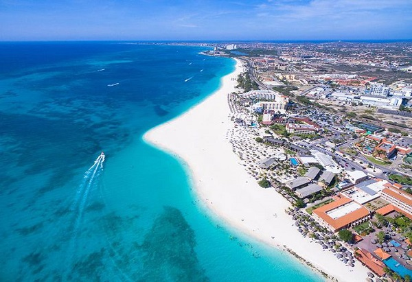 Wine Lovers Trip for 2 to Aruba Sweepstakes
