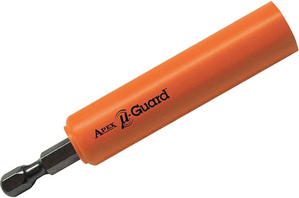 Free Apex u-Guard Tool Bit with Guard