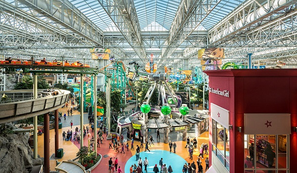 $1,000 Mall of America Gift Card Sweepstakes