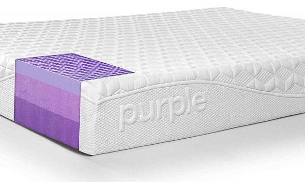 Queen Purple Mattress Set Sweepstakes