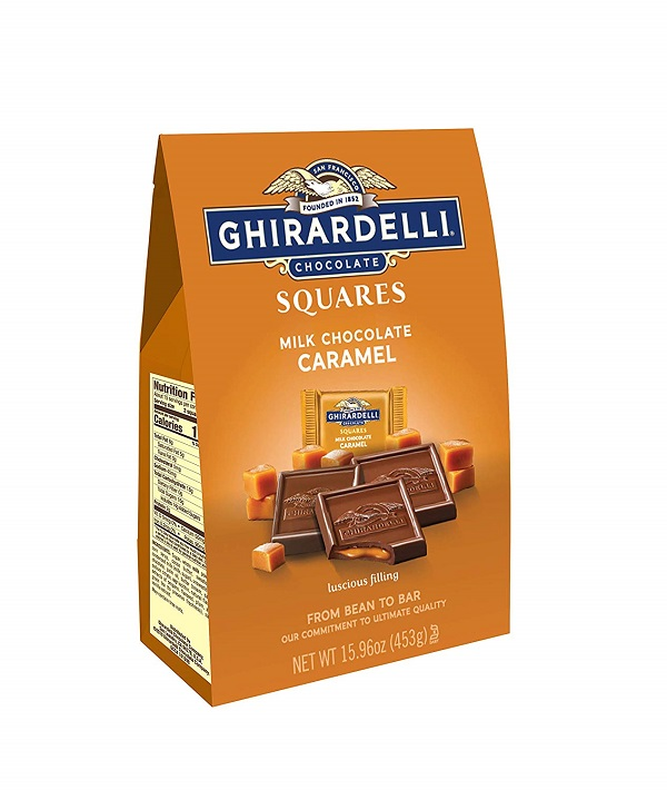 Year's Supply of Ghirardelli Chocolate Sweepstakes