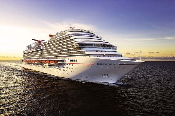 North American or Mediterranean Carnival Cruise for 2 Sweepstakes