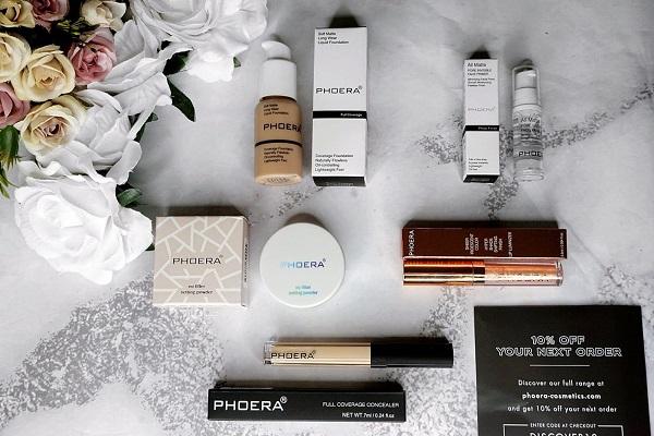 Free Phoera Cosmetics